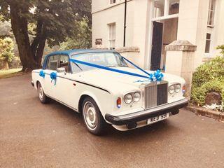 Windsor Wedding Car Hire Services 4