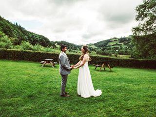 Glyngynwydd Wedding Barn and Cottages 2