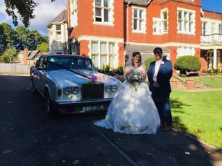 Windsor Wedding Car Hire Services 2
