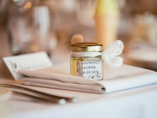 Honey Wedding Favours 2