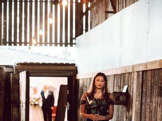 Owen House Wedding Barn 1
