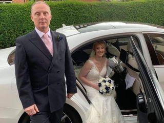 Simons White Wedding Cars Ltd 1