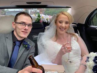 Simons White Wedding Cars Ltd 2
