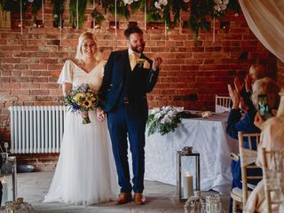 Stock Farm Wedding and Events Barn 2