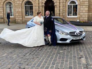 Target Executive & Prestige Wedding Car 1