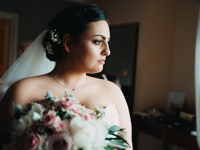 Sarah and Sarah's Wedding in Enfield, East London 18