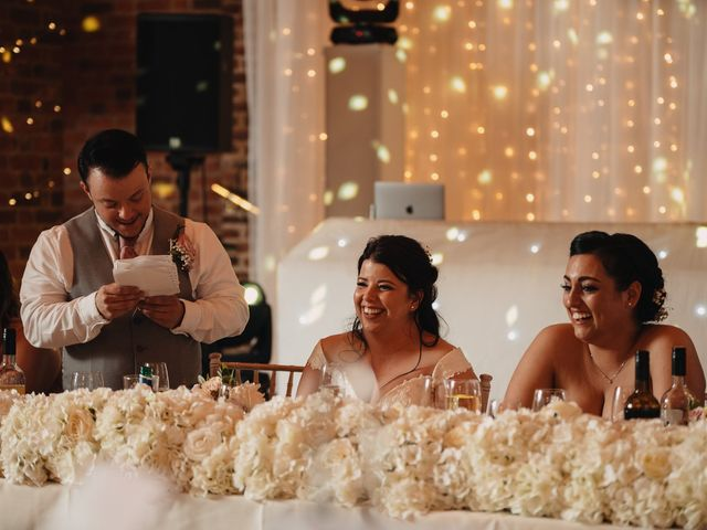 Sarah and Sarah's Wedding in Enfield, East London 132