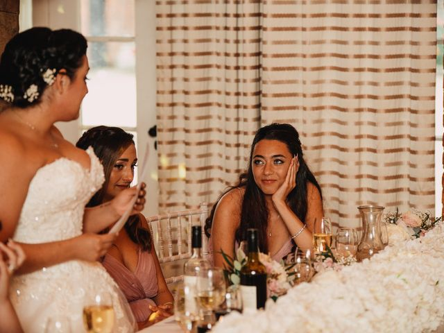 Sarah and Sarah's Wedding in Enfield, East London 143