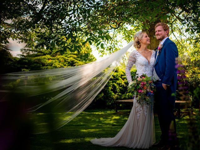 Charlie & Kathrine's wedding