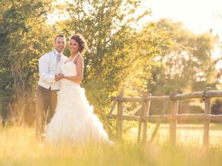 Lee & Anna's wedding
