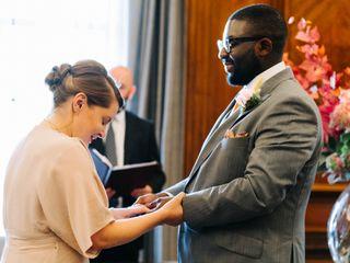Helen & Kurtis's wedding 1