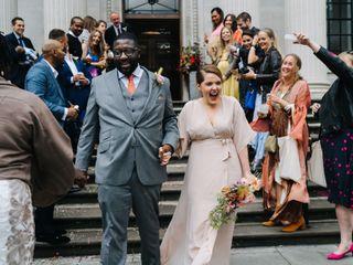 Helen & Kurtis's wedding
