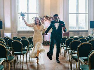 Tess & Daniel's wedding