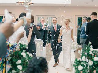 Laura & Carl's wedding