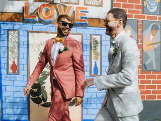 Mike & Markus's wedding