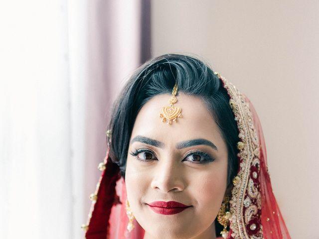 Juairya & Abul's wedding