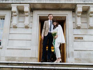 Jenni & Maarten's wedding 1