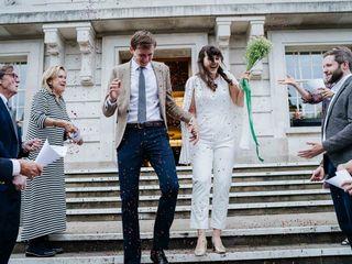 Jenni & Maarten's wedding