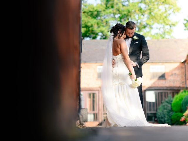 Rosie & Tom Walker's wedding