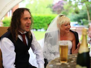 Vanessa & Ian's wedding 1