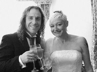 Vanessa & Ian's wedding