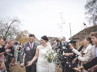 Jess & Sam's wedding