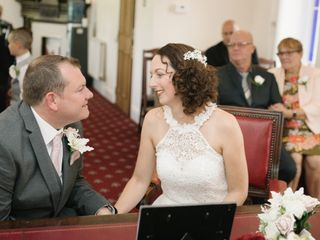 Marie & Andy's wedding 1
