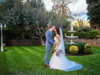 Jen & David's wedding