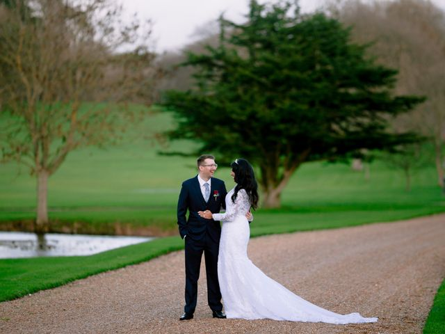 Phil and Nancy's Wedding in Polegate, East Sussex 100