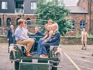 Emma & Dave's wedding 3