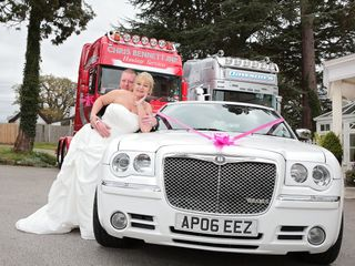 Becky & Ian's wedding