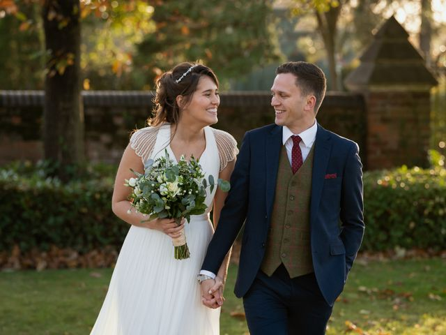 Izzy & David's wedding