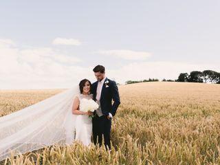 Megan & Aaron's wedding