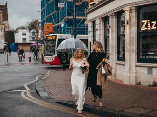 Bryce & Lucie's wedding 1