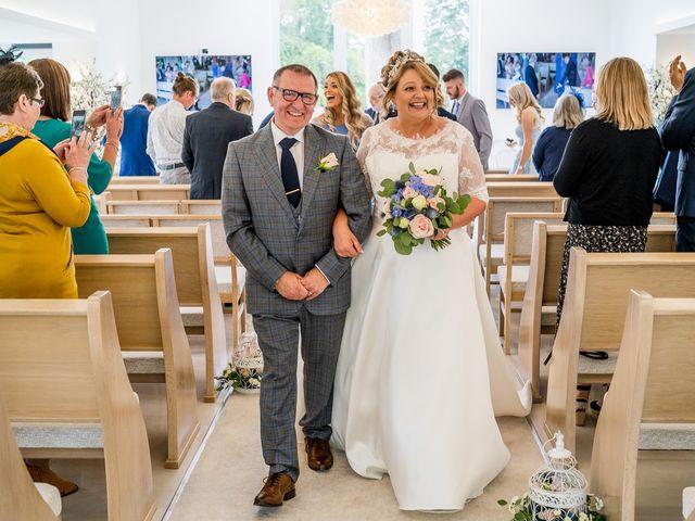 Janice & Tom's wedding