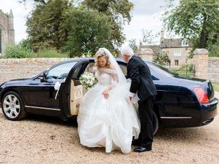 Chloe & Ben's wedding 1
