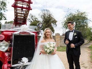 Chloe & Ben's wedding