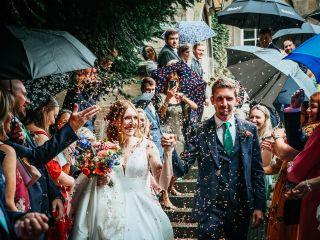 Charlotte & Conor's wedding