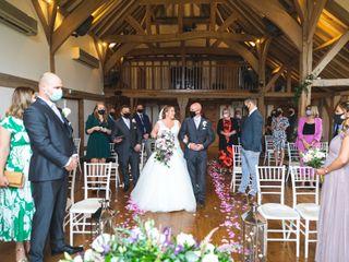 Louise & Dan's wedding
