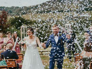 Gillian & Karl's wedding