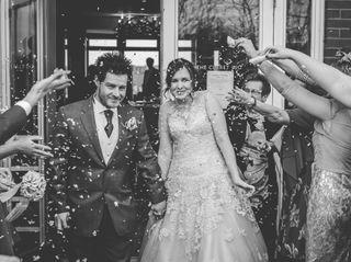 Jade Louise & William's wedding