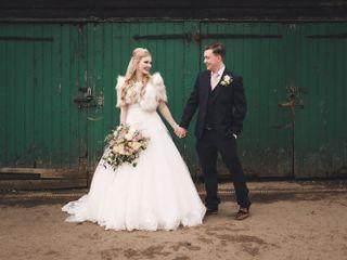 Shelley & Mike's wedding