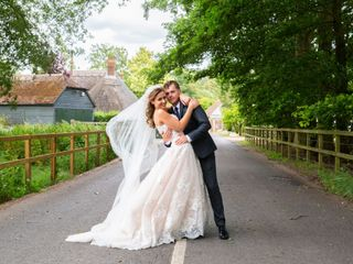 Charlie & Elise's wedding