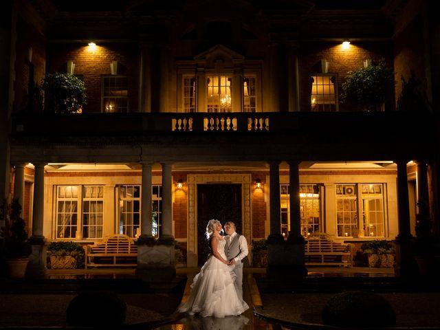 Chris and Mandi's Wedding in Clitheroe, Lancashire 1