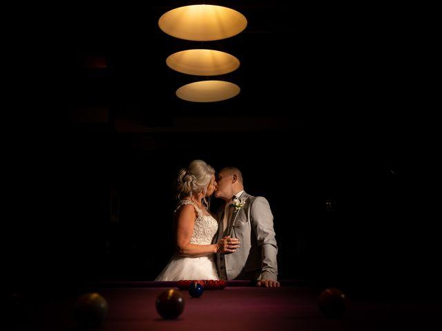 Chris and Mandi's Wedding in Clitheroe, Lancashire 2