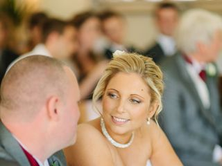 Kate & Barry's wedding