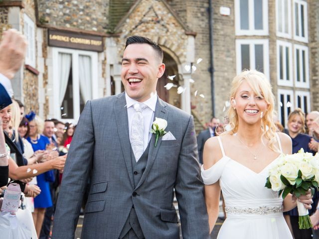 Leanne & Jean-Pascal's wedding