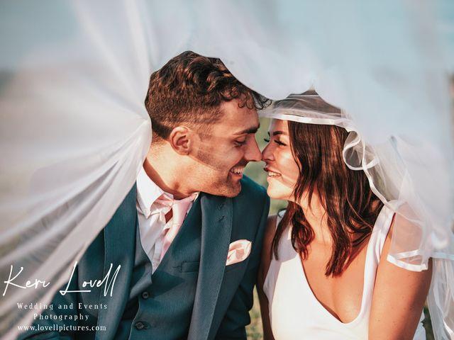 Kay & Harry's wedding