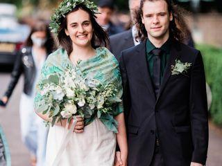 Virginia & Olivier's wedding 3