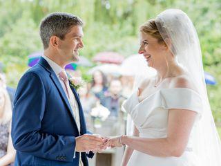 Claire & Adam's wedding